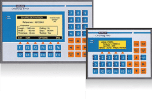 Terminal HMI TOUCHES - SERAD AUTOMATION